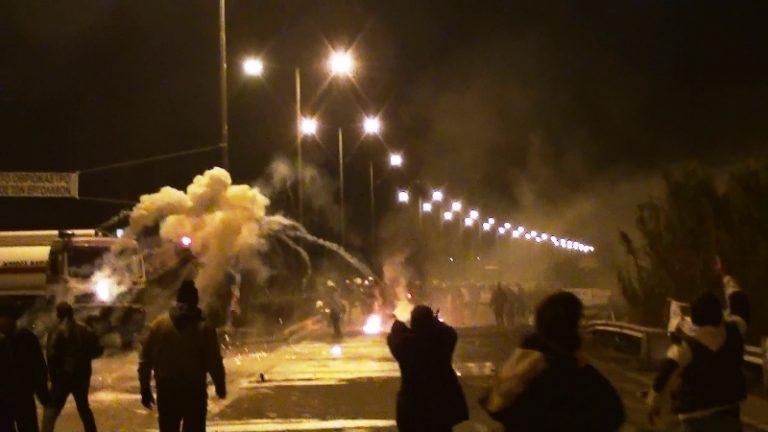 Ενταση με τραυματίες στην Κερατέα | Newsit.gr