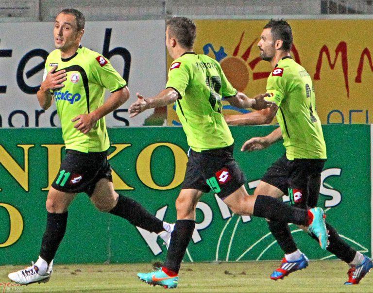 ΤΕΛΙΚΟ: Κέρκυρα – Βέροια 1-1 | Newsit.gr