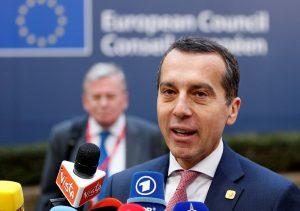 Κέρν: Δεν τίθεται θέμα ένταξης της Τουρκίας στην ΕΕ