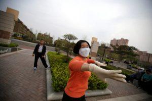 """""""Πορτοκαλί συναγερμός"""" στο Πεκίνο λόγω της ατμοσφαιρικής ρύπανσης"""