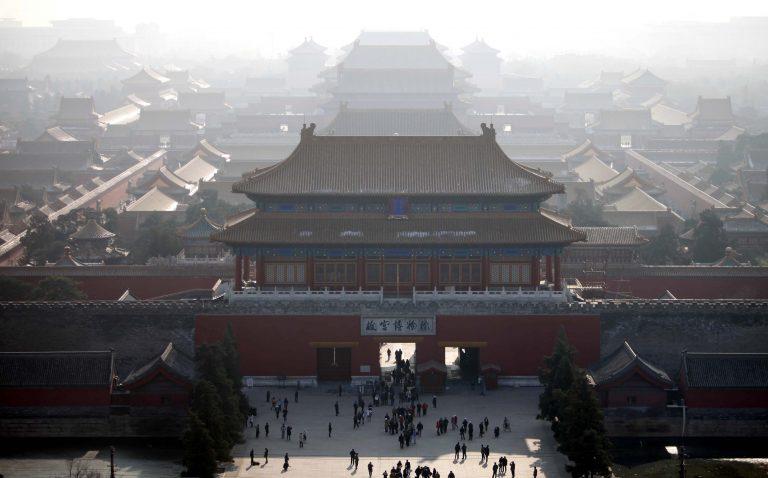 Κίνα: απαγορεύτηκε η κίνηση οχημάτων και η λειτουργία εργοστασίων στο Πεκίνο | Newsit.gr