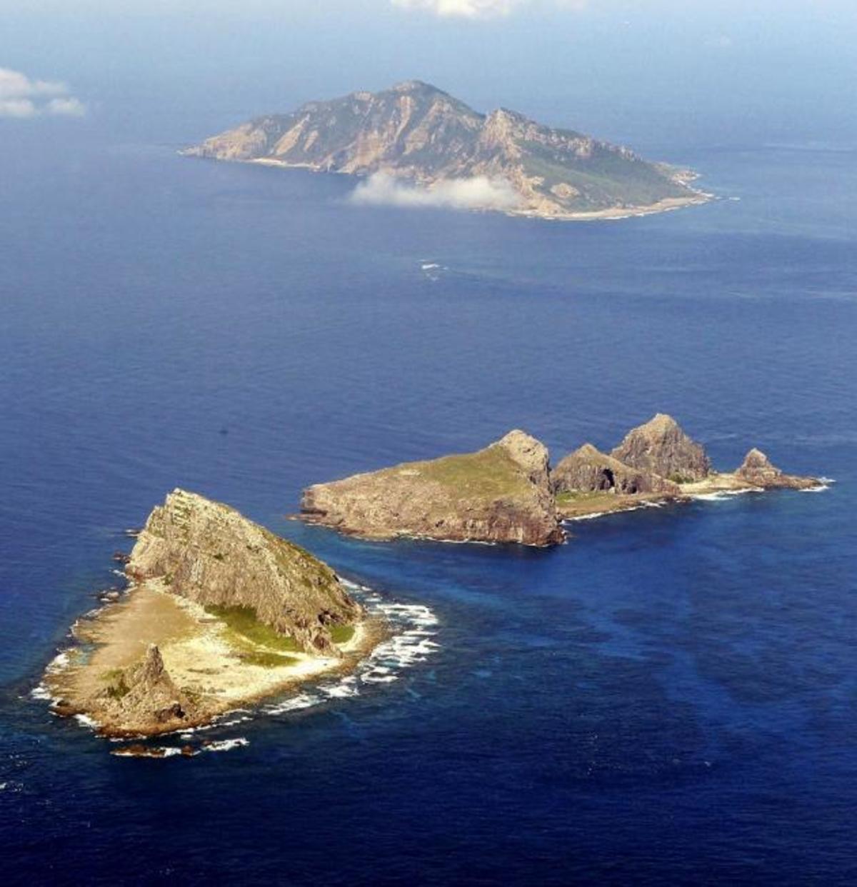 Αυτά είναι …τα Ίμια Κίνας-Ιαπωνίας. Ένταση στην ανατολική θάλασσα της Κίνας | Newsit.gr