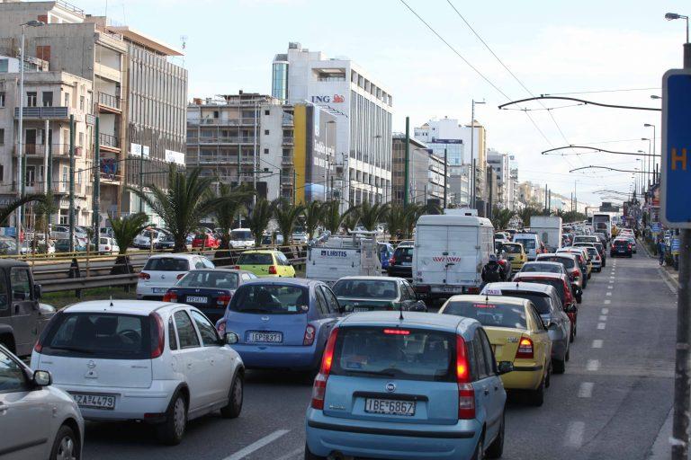 Χάος στο κέντρο από χαλασμένα φανάρια | Newsit.gr