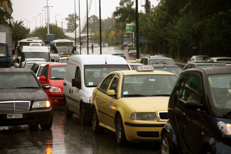 Ομαλή η κυκλοφορία στους δρόμους της Αθήνας | Newsit.gr