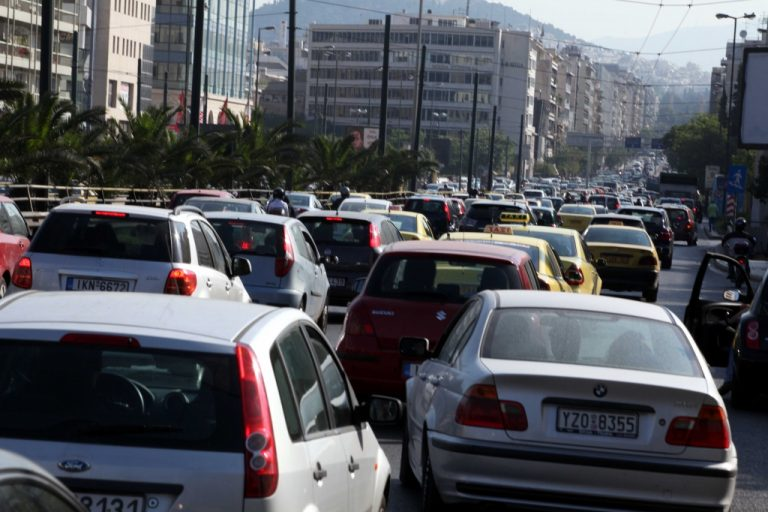 Απεργούν όλα τα μέσα μεταφοράς – Χάος στους δρόμους της Αθήνας | Newsit.gr