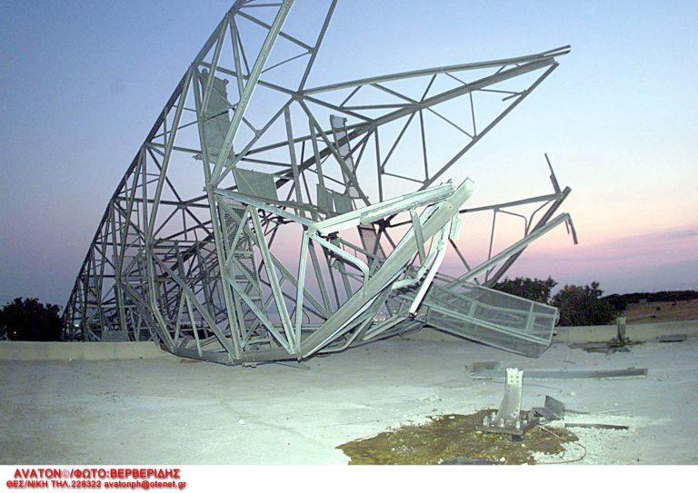 Ρόδος: Κατέστρεφε κεραίες κινητής τηλεφωνίας!   Newsit.gr