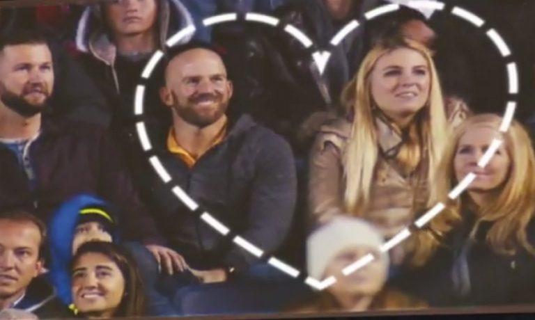 Η αγάπη δεν έχει ετικέτες! Αυτό το kiss cam έκλεψε τις εντυπώσεις [vid] | Newsit.gr