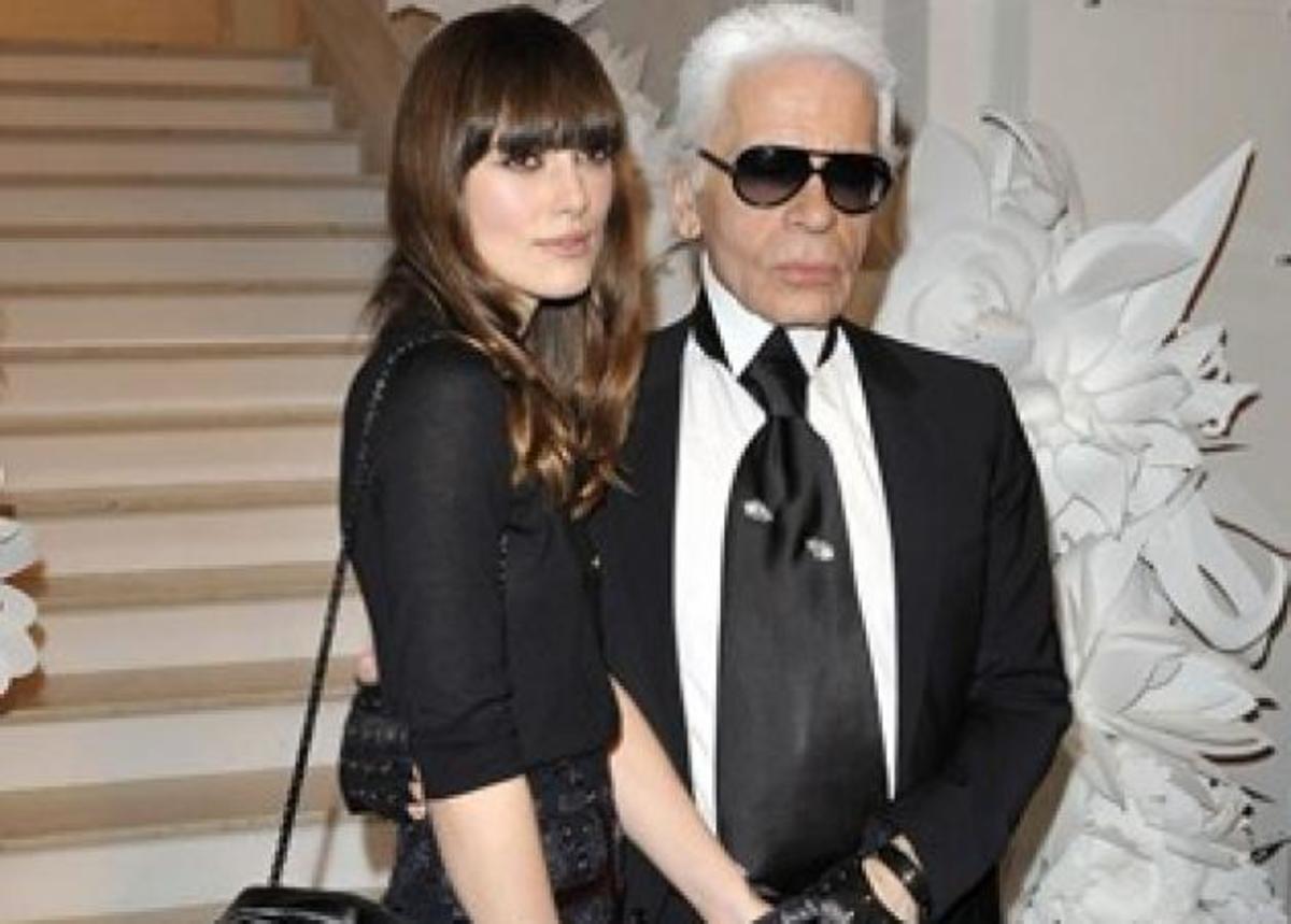 Keira Knightely: Θα ράψει το νυφικό της ο Karl Lagerfeld; | Newsit.gr