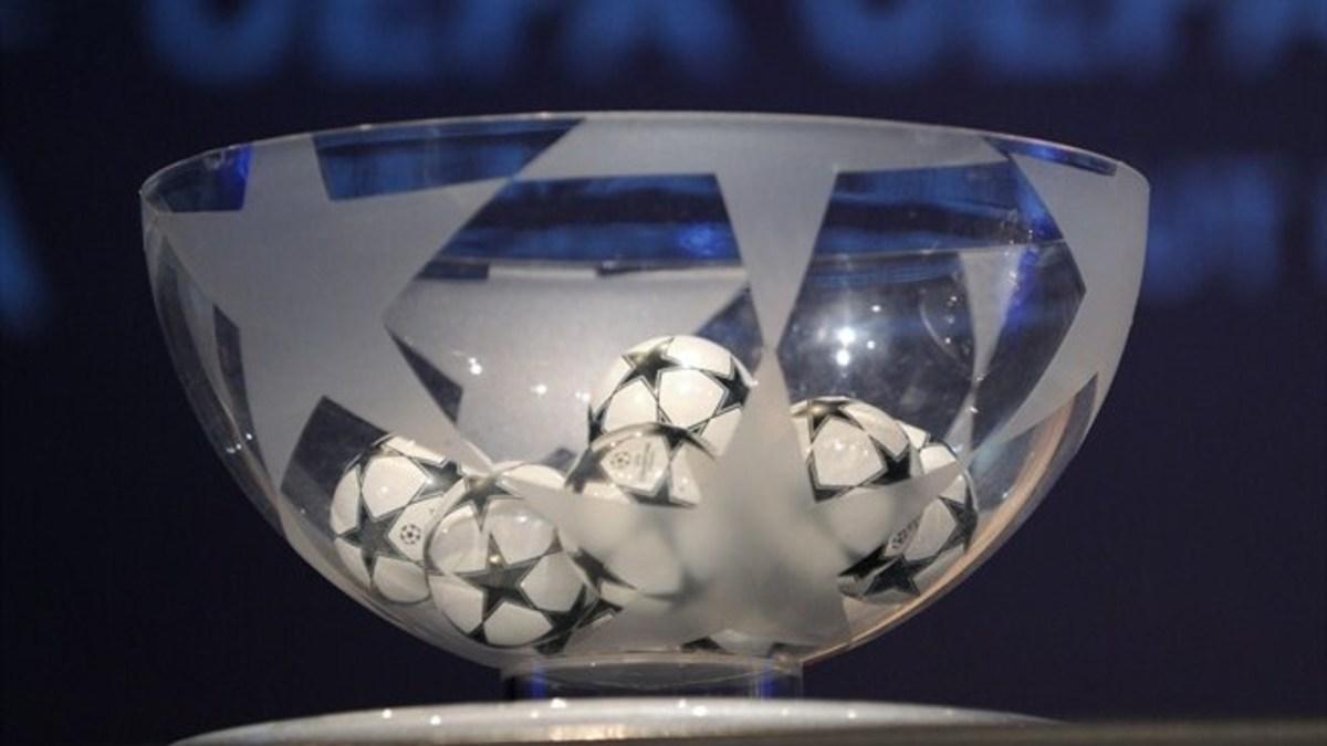 Κληρώνει σε Champions και Europa League (13:00) | Newsit.gr