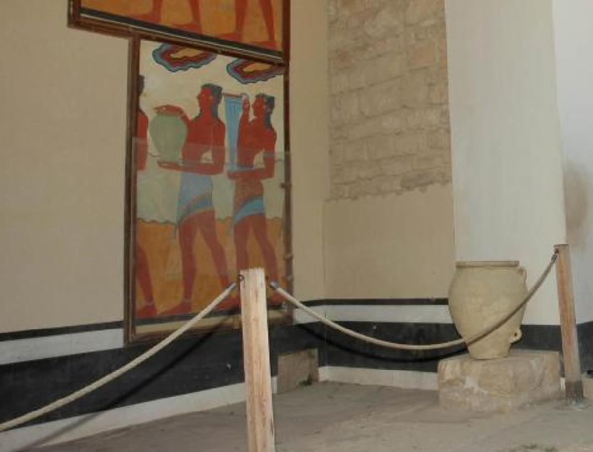 Φόνος στην Κνωσό! – Ανατριχιαστικές σκηνές   Newsit.gr