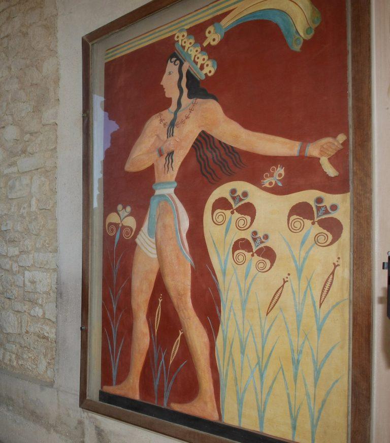 ΔΕΝ κατέστρεψε η Θήρα τη Μινωική Κρήτη | Newsit.gr