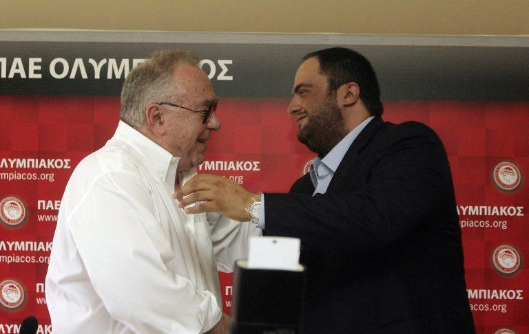 Μαρινάκης και Κόκκαλης στο πλευρό του Ερασιτέχνη – Εκλογές στις 5 Νοέμβρη | Newsit.gr