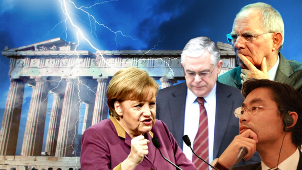 Συνεπείς βασανιστές στο τακτικό ραντεβού μας με την χρεοκοπία – Στον αέρα Eurogroup, κούρεμα, νέο δάνειο και ο Παπαδήμος – Επόπτης έγινε ο Επίτροπος | Newsit.gr