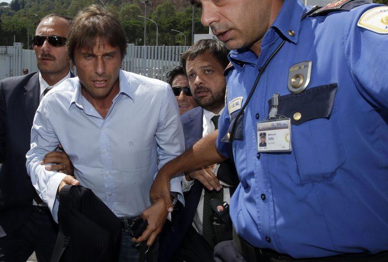 Παραμένει η δεκάμηνη ποινή του Κόντε! | Newsit.gr