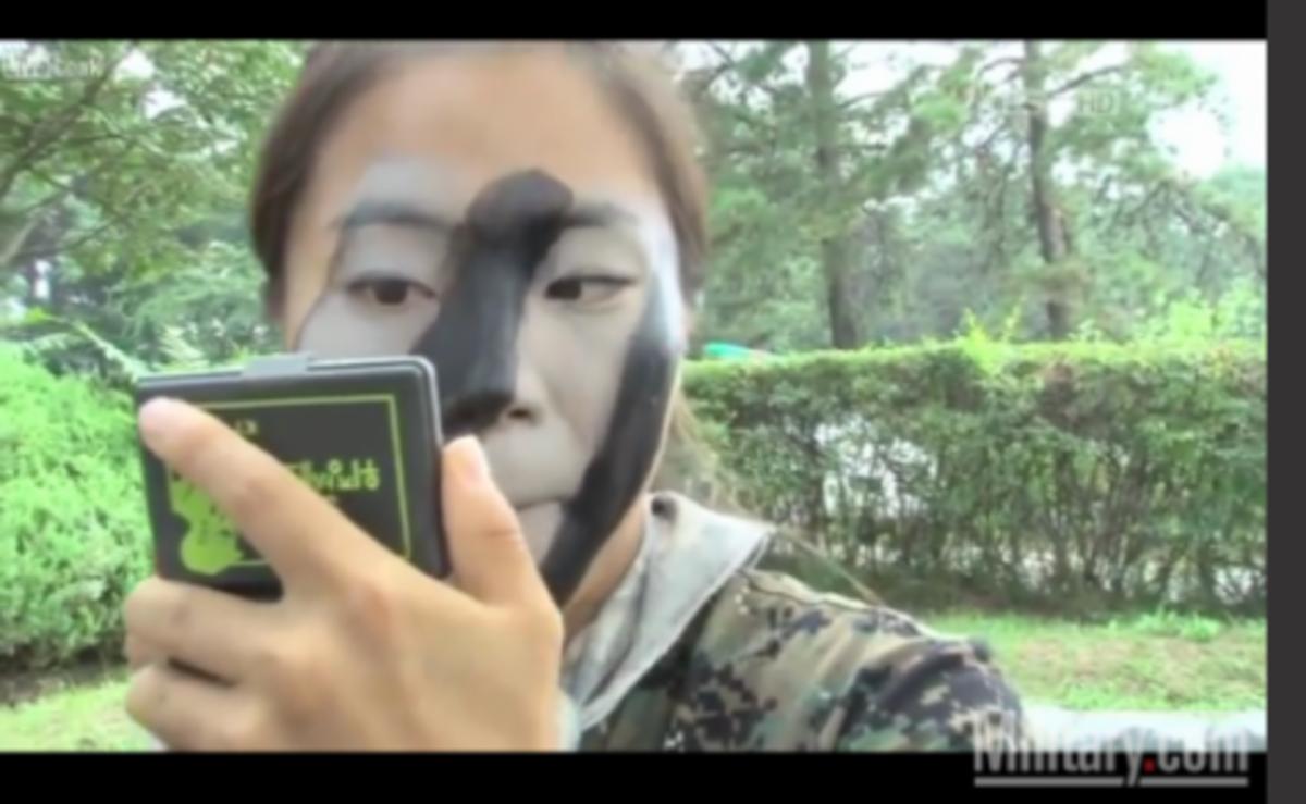 Οι γυναίκες των ειδικών δυνάμεων της Ν.Κορέας – ΒΙΝΤΕΟ | Newsit.gr