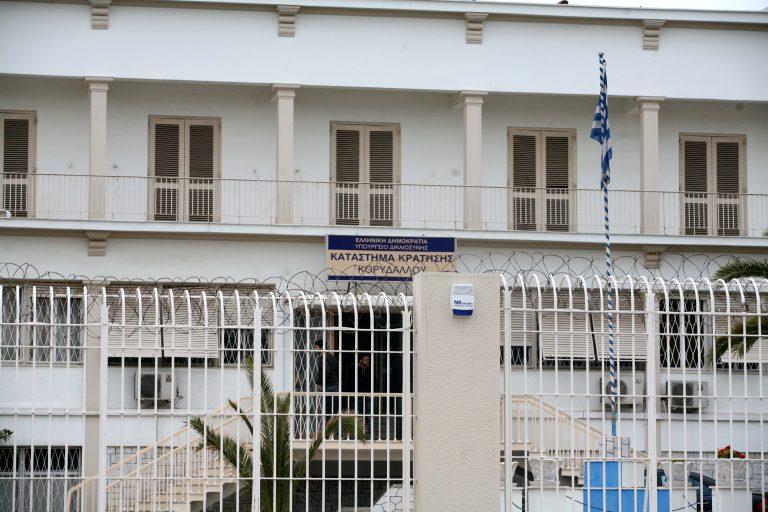 Μάχη κρατουμένων στον Κορυδαλλό – Τραυματίας από μαχαίρι ένας φύλακας | Newsit.gr