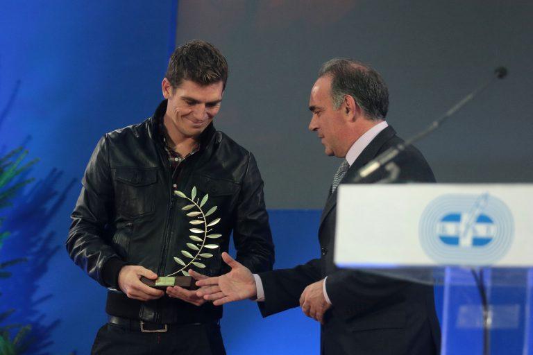 Βραβεύτηκαν οι κορυφαίοι του 2012! | Newsit.gr