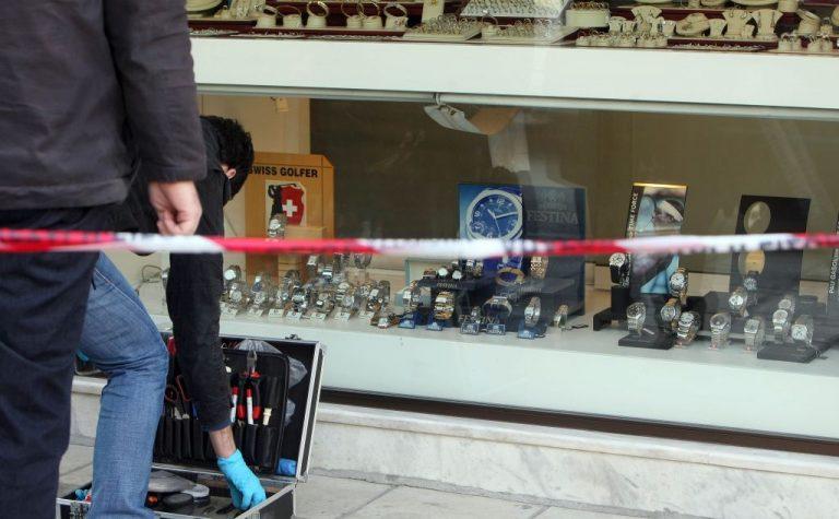 Ληστεία σε κοσμηματοπωλείο στον Κορυδαλλό | Newsit.gr