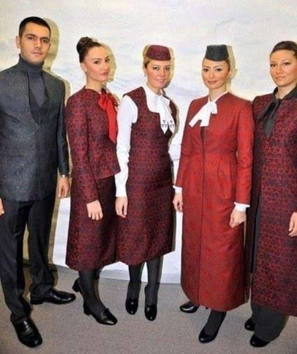 Ισλαμικά ρούχα στις Τουρκικές Αερογραμμές; | Newsit.gr