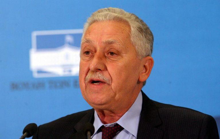 Φ.Κουβέλης: «Όλα στο τραπέζι, και το όνομα του πρωθυπουργού και των υπουργών» | Newsit.gr