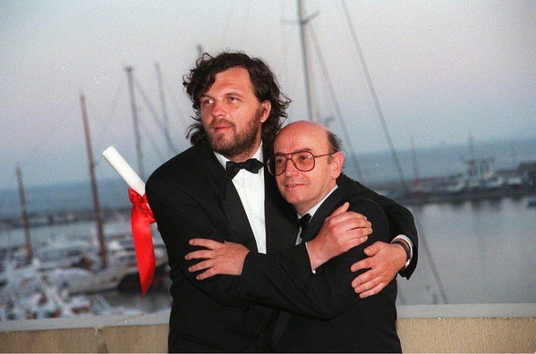Τι είπε για τον Θ.Αγγελόπουλο ο αντίπαλός του στις Κάννες Εμίρ Κουστουρίτσα | Newsit.gr
