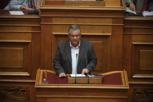 Κουτσούμπας κατά κυβέρνησης: Αποπροσανατολισμός από τα προβλήματα ο εκλογικός νόμος
