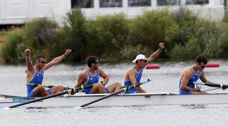 Ελληνικά κουπιά για μετάλλιο!   Newsit.gr