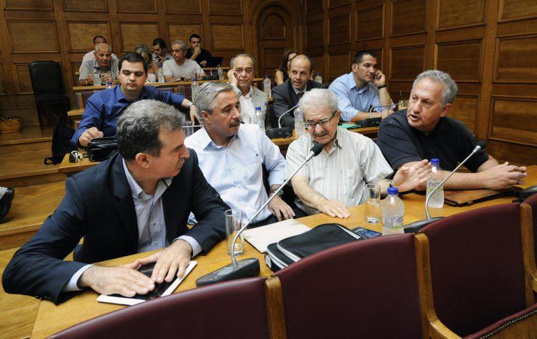 «Σκιώδης» κυβέρνηση χωρίς πρωτοκλασσάτους στο ΠΑΣΟΚ | Newsit.gr