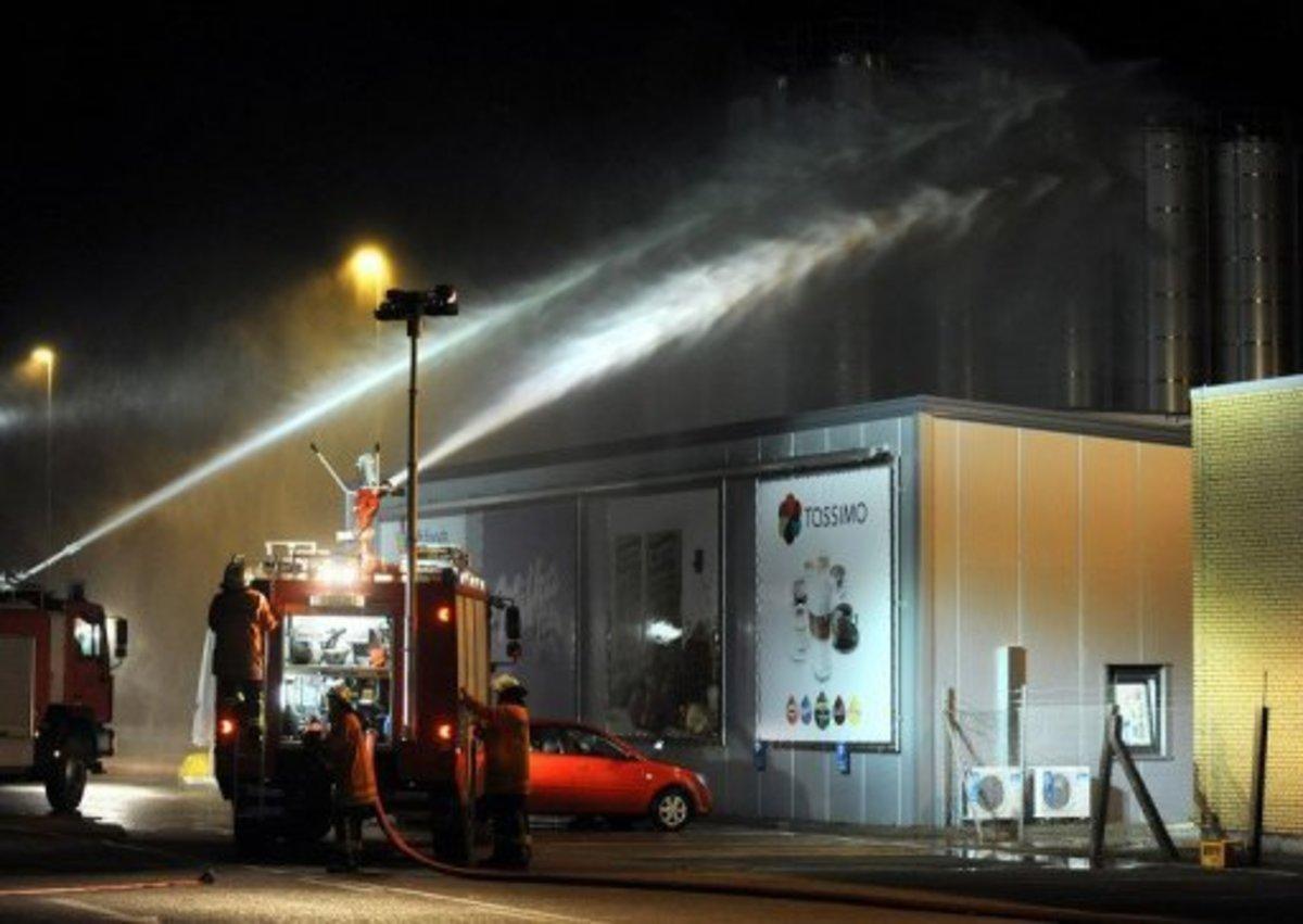 Γερμανία: Εκκενώθηκαν σπίτια μετά από χημικό ατύχημα σε εργοστάσιο | Newsit.gr