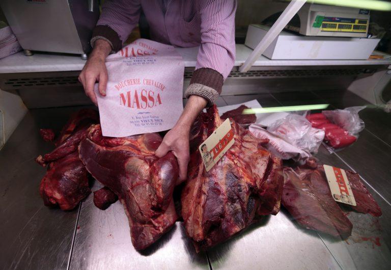 Πανικός στη Γαλλία με το κρέας αλόγου – Πτώση κατά 45% στα κατεψυγμένα προϊόντα | Newsit.gr