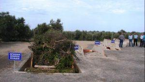 Νέος σταθμός ανακύκλωσης στη Χερσόνησο