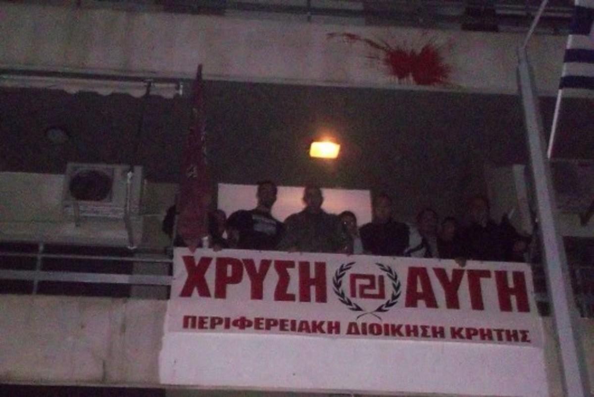 «Συναγερμός» στην Κρήτη για την επίσκεψη βουλευτών της Χρυσής Αυγής – Κλείνουν δρόμοι υπό το φόβο επεισοδίων | Newsit.gr