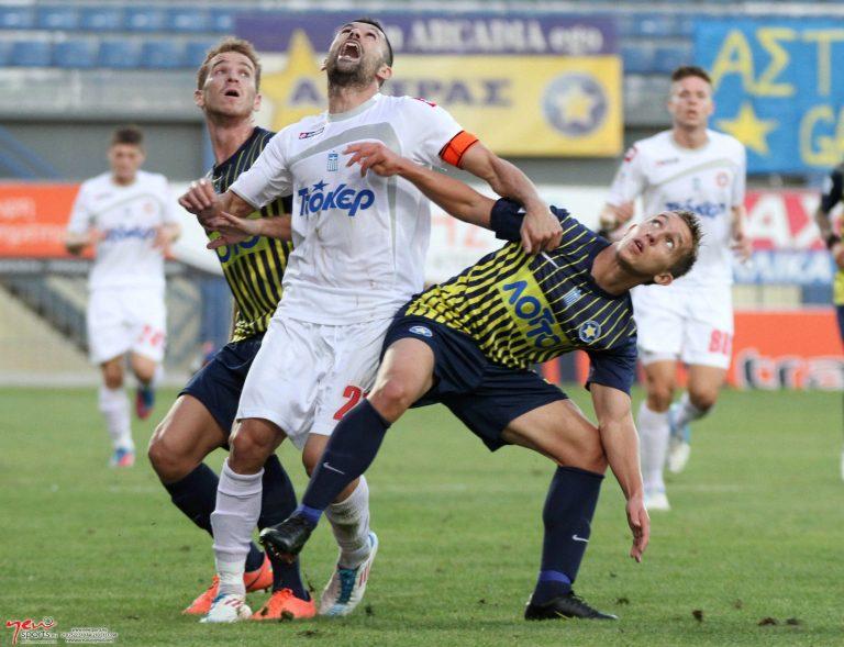 LIVE: Κέρκυρα – Αστέρας Τρίπολης 0-1 | Newsit.gr
