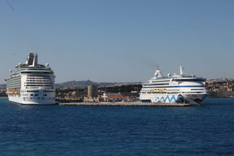 Πόσα κρουαζιερόπλοια «περιμένει» το 2013 ο Πειραιάς | Newsit.gr