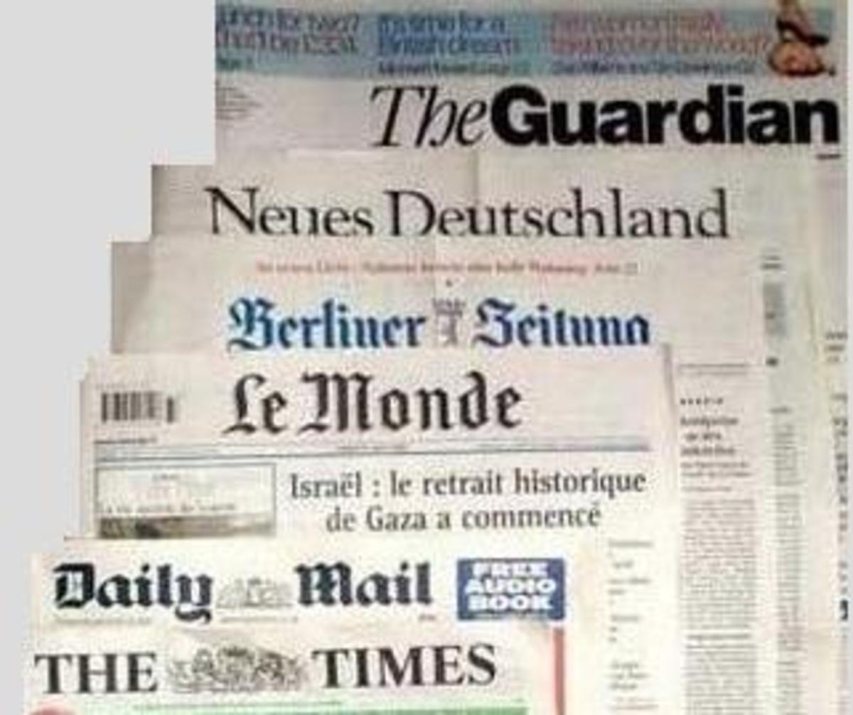 Τα διεθνή μμε για τα μέτρα στην Ελλάδα | Newsit.gr