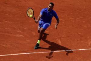 Roland Garros: Με… περίπατο ο Κύργιος στην επόμενη φάση