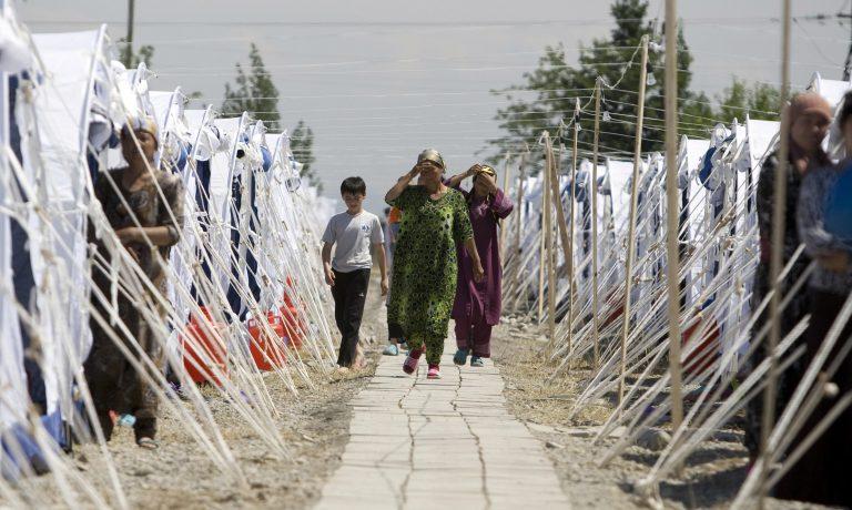 ΟΗΕ: 'Εκκληση για βοήθεια στο Κιργιστάν   Newsit.gr