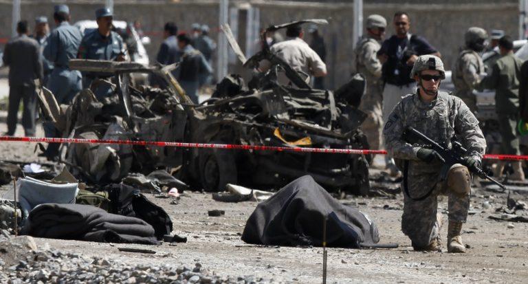 Ισχυρή έκρηξη στην Καμπούλ – Τουλάχιστον 20 νεκροί   Newsit.gr