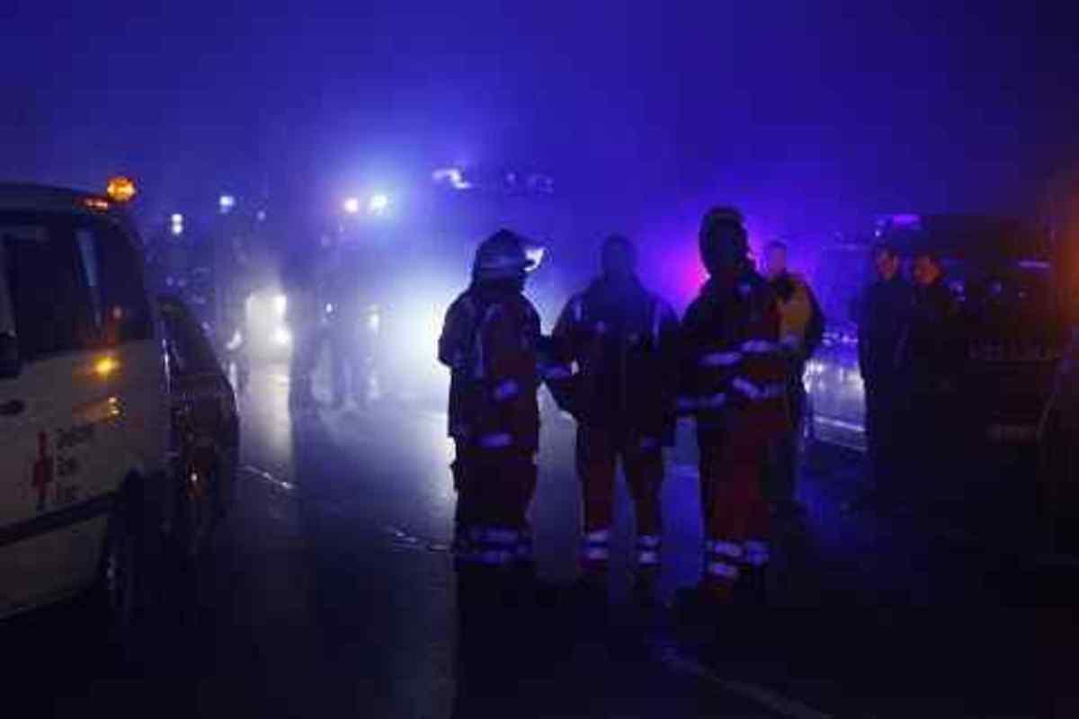 Νεκροί και τραυματίες σε απίστευτη καραμπόλα στη Γερμανία!   Newsit.gr