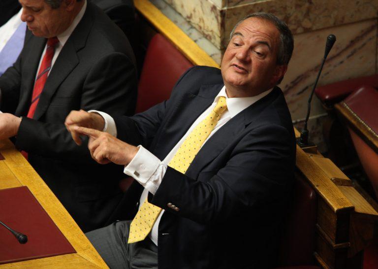 """Κ.Καραμανλής:Έπρεπε να είχα παραιτηθεί και από βουλευτής""""   Newsit.gr"""