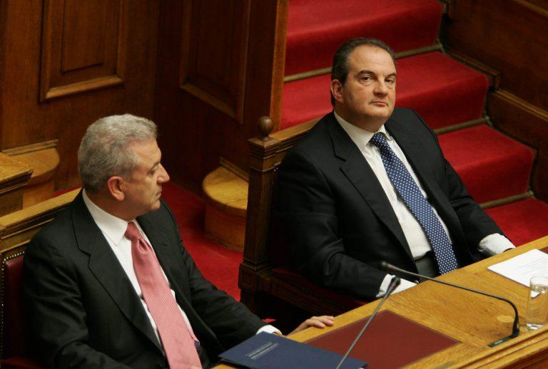 Πρώην στέλεχος της ΝΔ μηνύει Καραμανλή και Αβραμόπουλο   Newsit.gr