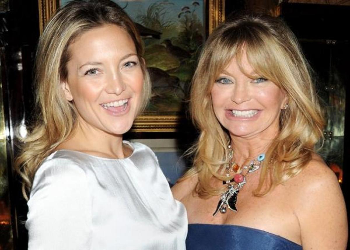 5 πράγματα που δεν ήξερες για τον τοκετό της Kate Hudson! | Newsit.gr