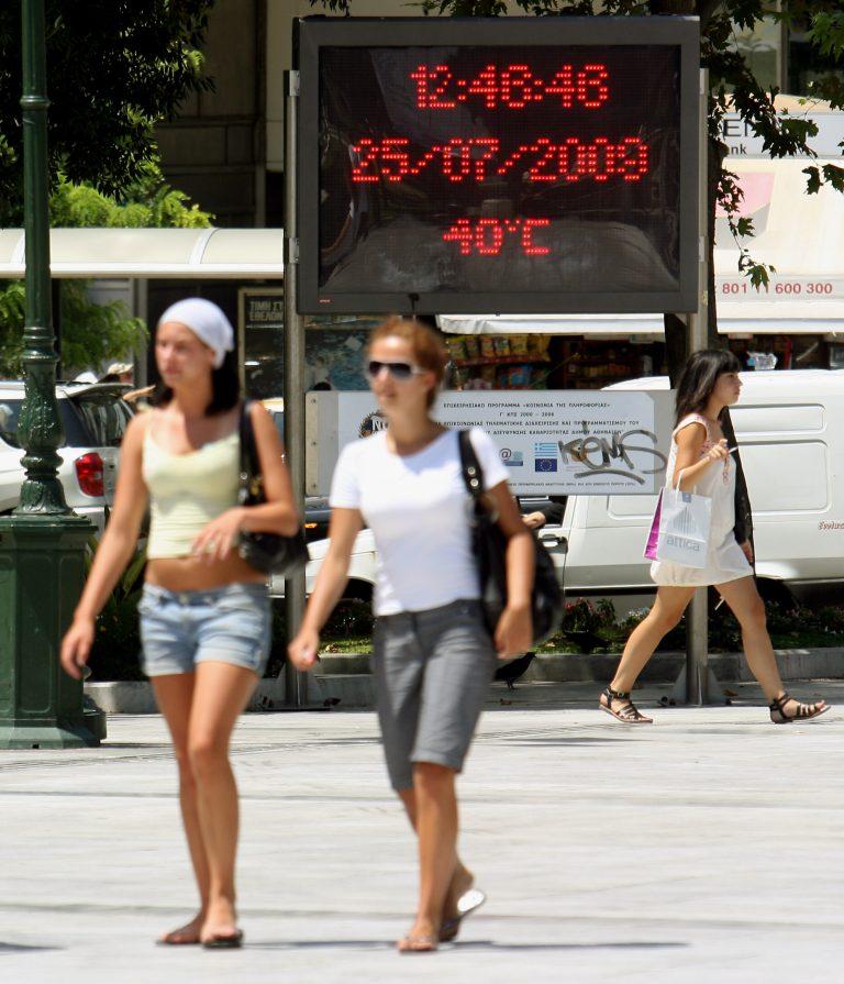 Ο καύσωνας θα γίνει «κανόνας» στην Ελλάδα… | Newsit.gr