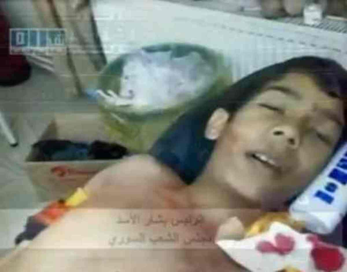 Σφαγή διαδηλωτών στη Συρία – Δείτε βίντεο   Newsit.gr
