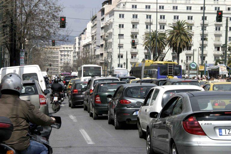 Κυκλοφοριακές ρυθμίσεις στο κέντρο λόγω της μαραθώνιας πορείας Γ. Λαμπράκης   Newsit.gr