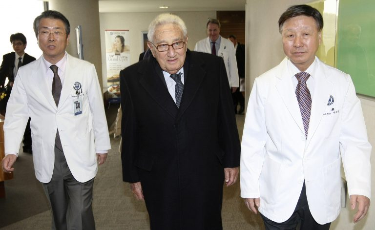 Εκτός νοσοκομείου ο Χ. Κίσιντζερ   Newsit.gr