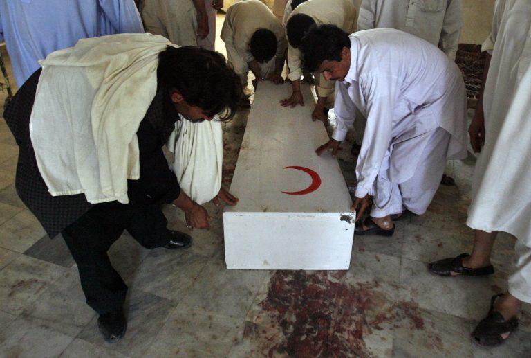 Πακιστάν: 7 νεκροί και 26 τραυματίες σε επίθεση αυτοκτονίας | Newsit.gr