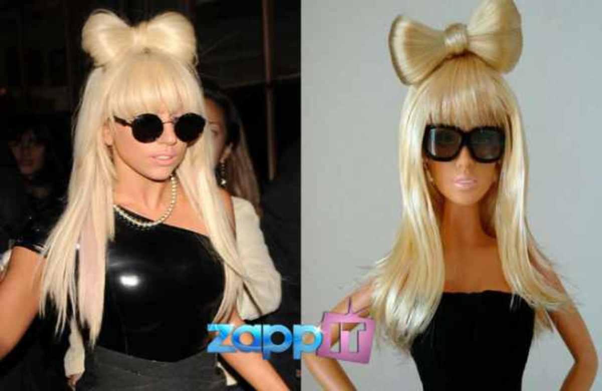 Βρείτε τις διαφορές! Ποιά ηρωίδα ντύθηκε Lady Gaga;   Newsit.gr