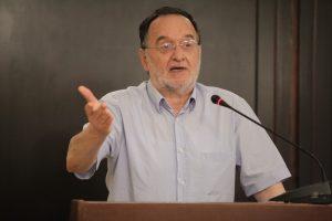 Λαφαζάνης: Συνάθροιση αποτυχημένων ηγετών η  Σύνοδος των 7