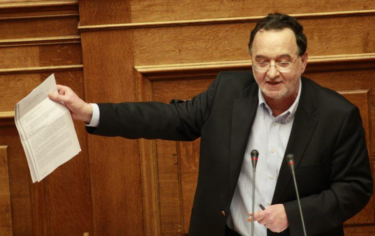 Λαφαζάνης: Η «προεκλογική» επαναδιαπραγμάτευση του μνημονίου εξαφανίστηκε – Το μνημόνιο πρέπει να καταργηθεί | Newsit.gr
